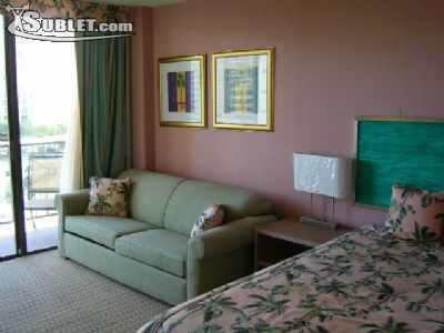 Honolulu Furnished Studio Bedroom Apartment For Rent 89