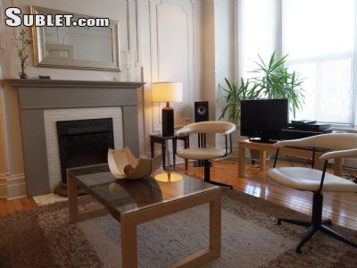 Image 2 furnished 2 bedroom Apartment for rent in Plateau Mount Royal, Montreal Area