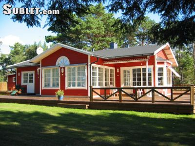 Image 1 furnished 4 bedroom House for rent in Aland, Aland