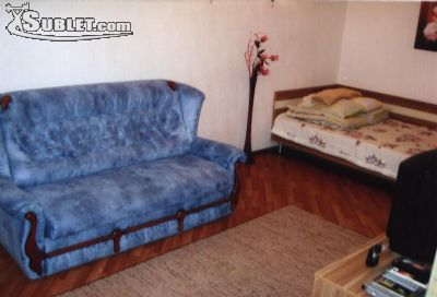 Image 1 furnished Studio bedroom Apartment for rent in Melitopol, Zaporizhia