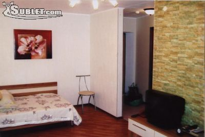Image 2 furnished Studio bedroom Apartment for rent in Melitopol, Zaporizhia