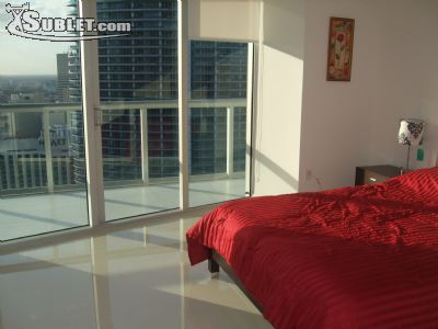 Image 7 either furnished or unfurnished 1 bedroom Apartment for rent in Brickell Avenue, Miami Area