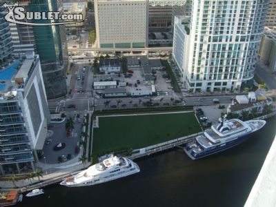 Image 8 either furnished or unfurnished 1 bedroom Apartment for rent in Brickell Avenue, Miami Area