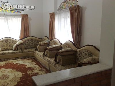 Image 3 either furnished or unfurnished 2 bedroom Apartment for rent in Sanaa, Sana