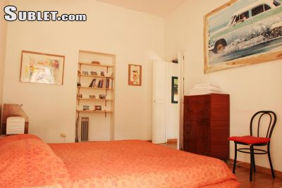 Image 9 furnished 1 bedroom Apartment for rent in Trastevere, Roma (City)