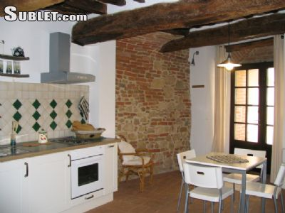 Image 1 either furnished or unfurnished Studio bedroom Apartment for rent in Montepulciano, Siena