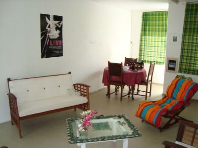 Image 3 furnished 2 bedroom House for rent in Le Moule, Guadeloupe