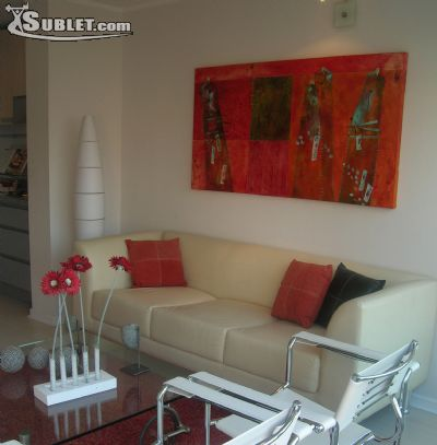 Image 1 furnished 1 bedroom Apartment for rent in Providencia, Santiago City