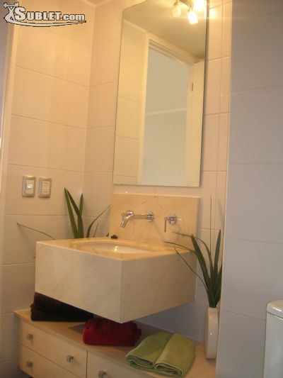 Image 3 furnished 1 bedroom Apartment for rent in Providencia, Santiago City