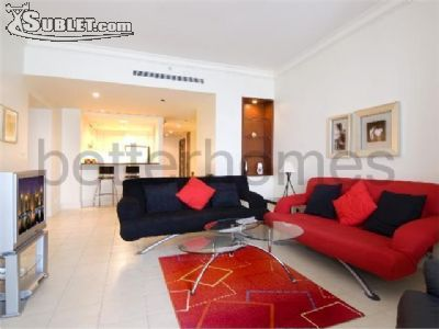 Image 2 either furnished or unfurnished 3 bedroom Apartment for rent in Dubai, Dubai