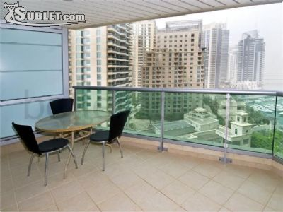 Image 4 either furnished or unfurnished 3 bedroom Apartment for rent in Dubai, Dubai