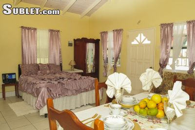 Image 1 either furnished or unfurnished Studio bedroom Apartment for rent in Saint George, Grenada