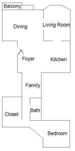 Image 3 either furnished or unfurnished 2 bedroom Apartment for rent in Viejo San Juan, San Juan