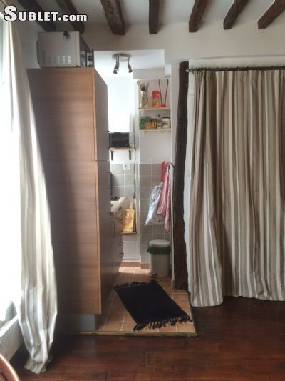 Image 7 furnished 1 bedroom Apartment for rent in 4th-arrondissement, Paris
