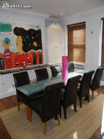 Image 4 furnished 5 bedroom Townhouse for rent in Marylebone, City of Westminster