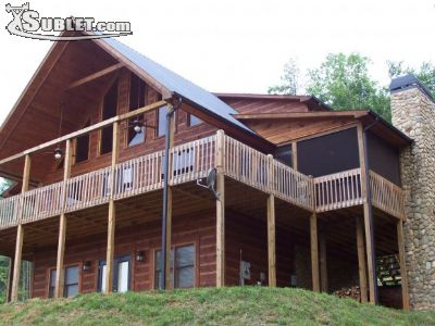 Image 2 furnished 3 bedroom House for rent in Fannin County, Historic High Country