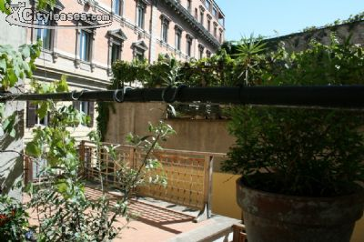Image 5 furnished 3 bedroom Apartment for rent in Trastevere, Roma (City)