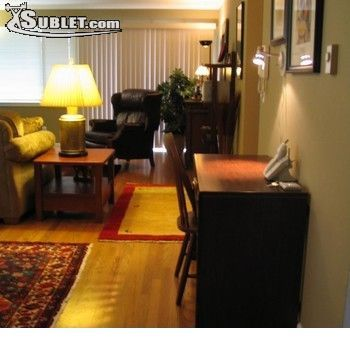 Queen anne furnished 1 bedroom apartment for rent 2195 per for Queen anne bedroom suite