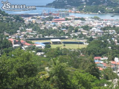 Image 4 furnished 2 bedroom Apartment for rent in Castries, Saint Lucia