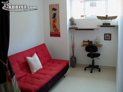 Image 2 furnished 2 bedroom Apartment for rent in Cartagena, Bolivar CO
