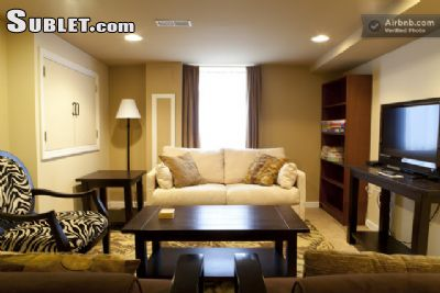 Image 1 furnished 1 bedroom Apartment for rent in Georgetown, DC Metro