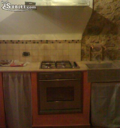 Image 4 furnished 1 bedroom Apartment for rent in Olevano Romano, Roma (Province)