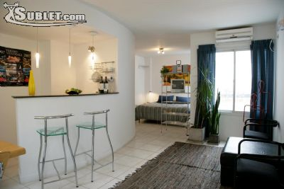 Image 1 furnished Studio bedroom Apartment for rent in Capital, Mendoza