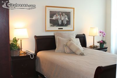 Image 2 either furnished or unfurnished 1 bedroom Apartment for rent in North York City Centre, North York
