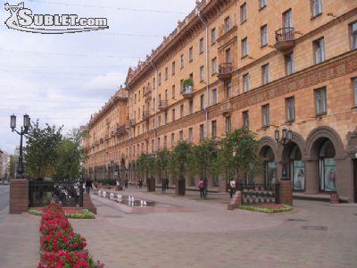 Image 1 furnished 1 bedroom Apartment for rent in Pershamayski, Minsk City