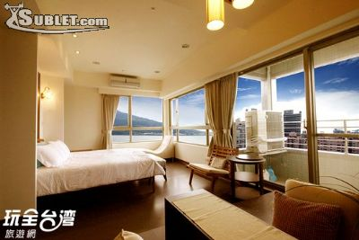 Image 1 either furnished or unfurnished 1 bedroom Apartment for rent in Danshuei, Taipei County