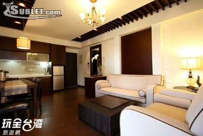 Image 3 either furnished or unfurnished 1 bedroom Apartment for rent in Danshuei, Taipei County