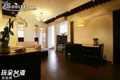 Image 4 either furnished or unfurnished 1 bedroom Apartment for rent in Danshuei, Taipei County