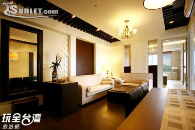 Image 5 either furnished or unfurnished 1 bedroom Apartment for rent in Danshuei, Taipei County