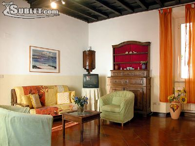 Image 3 furnished 2 bedroom Apartment for rent in Campo Marzio, Roma (City)