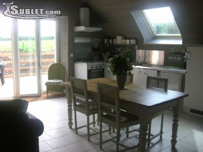 Image 2 furnished 2 bedroom Apartment for rent in Cherbourg-Octeville, Manche