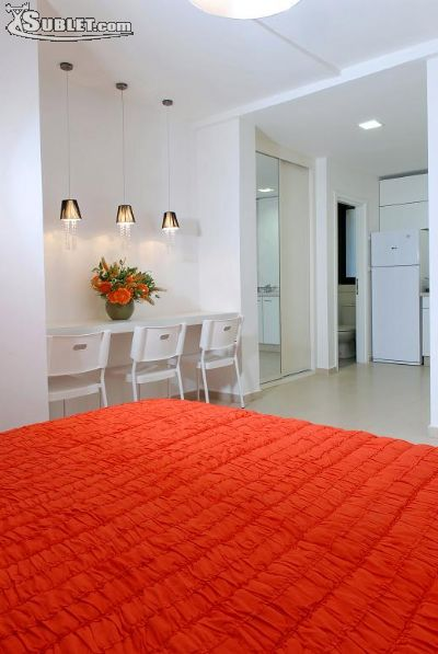 Image 3 furnished Studio bedroom Apartment for rent in Tel Aviv-Yafo, Tel Aviv
