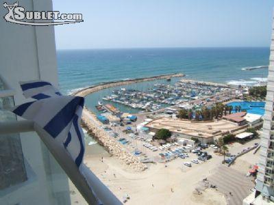 Image 1 furnished Studio bedroom Hotel or B&B for rent in Tel Aviv-Yafo, Tel Aviv