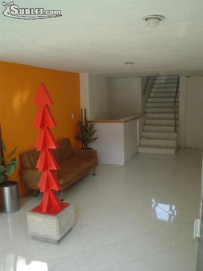 Image 2 Room to rent in Coyoacan, Mexico City 1 bedroom Apartment