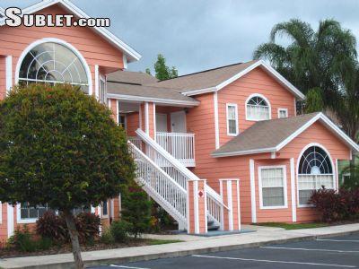 Image 1 furnished 3 bedroom Apartment for rent in Orlando (Disney), Orange (Orlando)