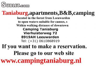 Image 10 furnished 1 bedroom Hotel or B&B for rent in Leeuwarden, Fryslan