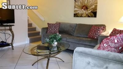 Image 2 furnished 2 bedroom Apartment for rent in Kendall, Miami Area