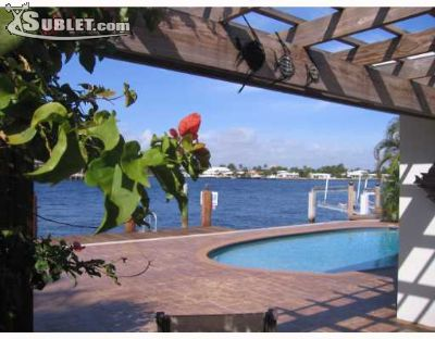 Image 1 furnished 3 bedroom House for rent in Pompano Beach, Ft Lauderdale Area