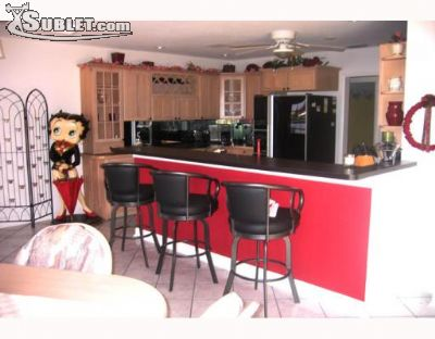 Image 4 furnished 3 bedroom House for rent in Pompano Beach, Ft Lauderdale Area