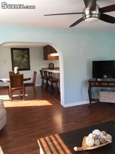 Image 2 furnished 2 bedroom House for rent in North Palm Beach, Ft Lauderdale Area