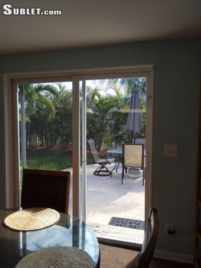 Image 5 furnished 2 bedroom House for rent in North Palm Beach, Ft Lauderdale Area