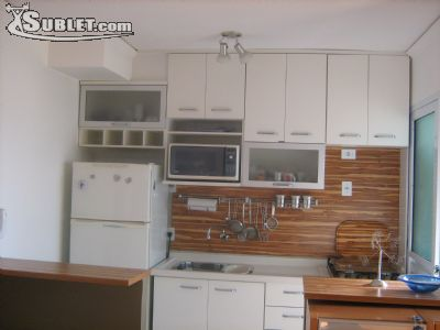 Image 2 furnished 1 bedroom Apartment for rent in Interlagos, Sao Paulo City