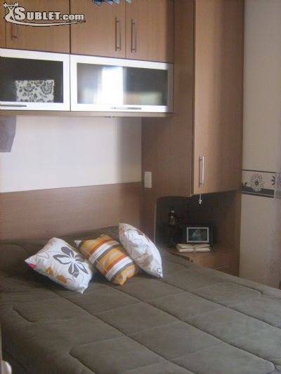 Image 3 furnished 1 bedroom Apartment for rent in Interlagos, Sao Paulo City