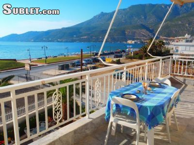 Image 1 furnished 1 bedroom Apartment for rent in Loutraki-Perachora, Corinthia