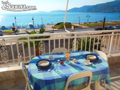 Image 2 furnished 1 bedroom Apartment for rent in Loutraki-Perachora, Corinthia
