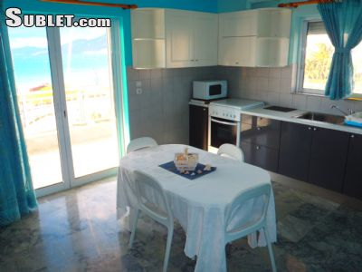Image 5 furnished 1 bedroom Apartment for rent in Loutraki-Perachora, Corinthia